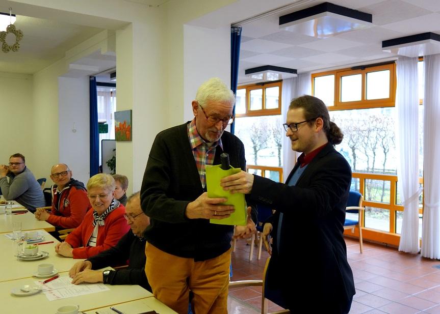 Clemens Schubert, SPD Gallus, Ortsverein, Vorstand