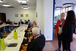 Ursula Wegner, SPD Gallus, Ortsverein