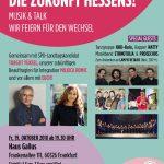 Vielfalt feiert für die Zukunft Hessens